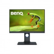 BenQ SW240 Monitor Led 24.1'' IPS 16 cd m² 1000:1 5 ms HDMI, DVI-D, DisplayPort grigio