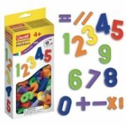 Set 48 numere magnetice mici 5463 Refill Quercetti