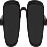 Averhub Retro Square Sunglasses(Black, Blue)