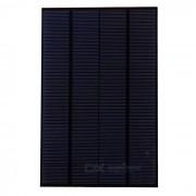 4.2W 9V salida panel solar de silicio monocristalino - negro