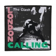 Petic THE CLASH - LONDON CALLING - RAZAMATAZ - SP1872