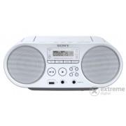 Radio-CD portabil Sony ZS-PS50 CD Boombox, alb