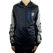 Adidas fiú melegítő J YWF SST AOP S96006