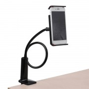 Meco Universal Foldable 360 Degree Rotation Clip Desktop Phone Stand Lazy Holder for Mobile Phone Tablet