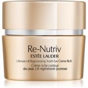 Estée Lauder Re-Nutriv Ultimate Lift подхранващ крем за околоочния контур с лифтинг ефект 15 мл.