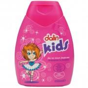 Dalin Kids Sampon cu Capsuni