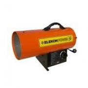 Тепловая пушка ELEKON POWER FA-50P. Нагреватель на сжиженном газе DLT-FA50P (14.7 квт)