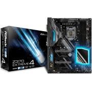 MB, ASRock Z370 EXTREME 4 /Intel Z370/ DDR4/ LGA1151 + подарък геймърска мишка Canyon ND-SGM5N