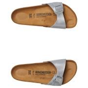 Birkenstock Womens Madrid Sandal Silver