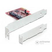 Card DeLock 89270 2 x intern SATA 6Gb/s PCI