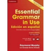 Murphy, Raymond / Garcia Clemente, Fernando Essential grammar in use book with answers and interactive ebook span