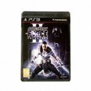 Star Wars The Force Unleashed II 2 Inc. 16 Page Comic and Jedi Mind Trick Unlock PS3