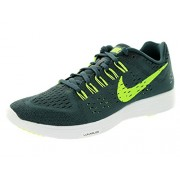 Nike Men's Lunar Tempo Classic Charcoal,Volt,Black,White Running Shoes -7 UK/India (41 EU)(8 US)