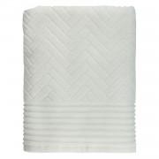 Brick Handduk 50x95 cm, Off-white
