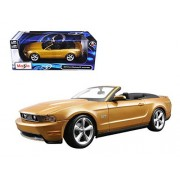 MAISTO 1:18 SPECIAL EDITION 2010 FORD MUSTANG GT CONVERTIBLE