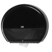 Tork - Zásobník na toaletný papier mini Jumbo 555000/555008 Čierna