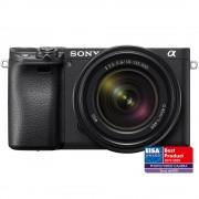 Sony Alpha A6400 Kit Aparat Foto Mirrorless 24.2 MP cu Obiectiv 18-135mm
