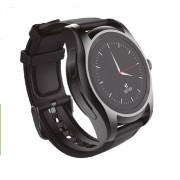 "Reloj Ghia Smartwatch Cygnus 1.1"" touch / heart rate, negro"