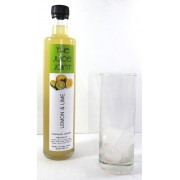 The Juice Joint : Lemon and Lime Cordial