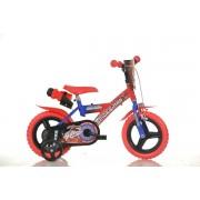 Bicicleta Spiderman 12 - Dino Bikes-123S