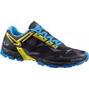 Salewa Lite Train - scarpe trail running - uomo - Black/Blue