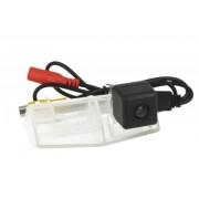 Telecamera Posteriore Per Luce Targa Specifica Toyota RAV4 2014 Linea Guida Effetto Specchio Selezionabile