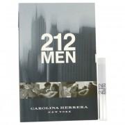 Carolina Herrera 212 Vial (Sample) 0.07 oz / 2.1 mL Fragrance 414603