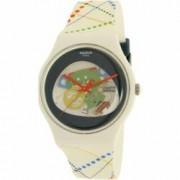 Ceas Swatch barbatesc Originals SUOW128 albmulticolor Silicone Quartz