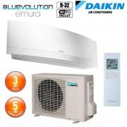DAIKIN Climatiseur Daikin EMURA FTXJ25MW + RXJ25M