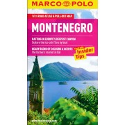 Reisgids Marco Polo Montenegro (Engels) | Marco Polo