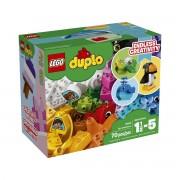 Lego Duplo Briques Criações divertidas – 10865Multicolor- TAMANHO ÚNICO