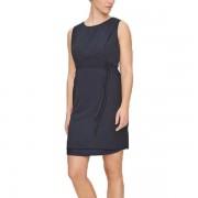 MAMALICIOUS Lasy Mary omvårdnad klänning, blå (Large)