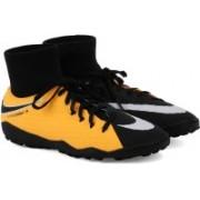 Nike HYPERVENOMX PHELON 3 DF TF Football Shoes For Men(Orange)
