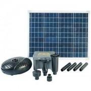 Ubbink SolarMax 2500 accu vijverpomp met zonnepaneel