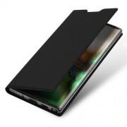 Husa Samsung Galaxy Note 10 Plus N975 Flip Cu Stand Neagra