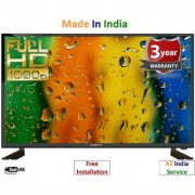 Sceptre 40 inches BT42LEV Full HD LED TV (3 Years All India Warranty) with Bluetooth Free Installation