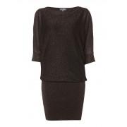 Phase Eight Shimmer jurk van jersey met lurex