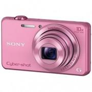 Sony compact camera Cybershot DSC-WX220 (roze)