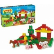 Set constructie Unico Plus Ferma mica 1