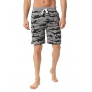 Diesel Pan Shorts Camouflage Grey