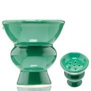 creuzet narghilea clasic dud green
