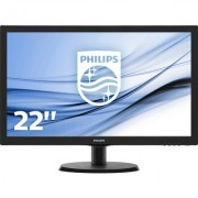 "Монитор Philips 223V5LHSB - 22"" FHD LED"