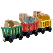 Thomas the Train Wooden Railway Circus Train 3-Pack