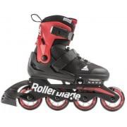 Rollerblade Inlines Barn Rollerblade Microblade (Svart)