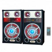 Boxe Active Audio cu Bluetooth, Radio FM si USB 70W Ailiang 613