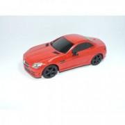 Masinuta cu radio-comanda Mercedes Benz SLK 350 scara 1 24 4 directii rosu