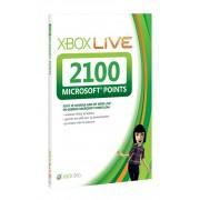 Xbox 360 Live 2100 punten ( Code )