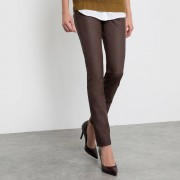 La Redoute Collections Slim-Fit-Hose mit Coating