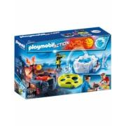 Joc De Actiune: Foc Si Gheata Playmobil
