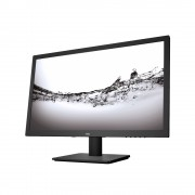 "AOC E2275SWJ 21.5"" Full HD LED Flat Black computer monitor"